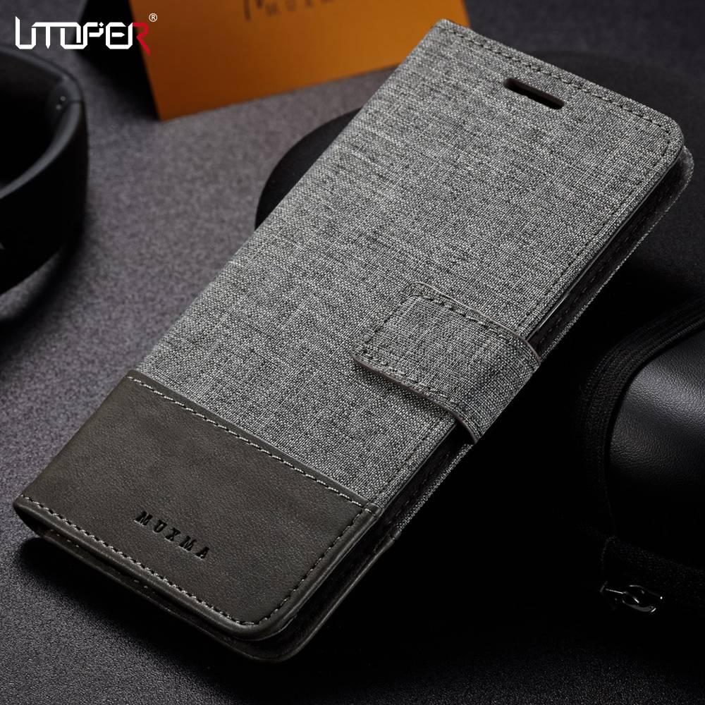 Cubierta de calidad alta UTOPER para LG G6 G5, Funda de cuero tipo billetera de negocios británicos para LG V20 V30, funda para LGG6 LGG5
