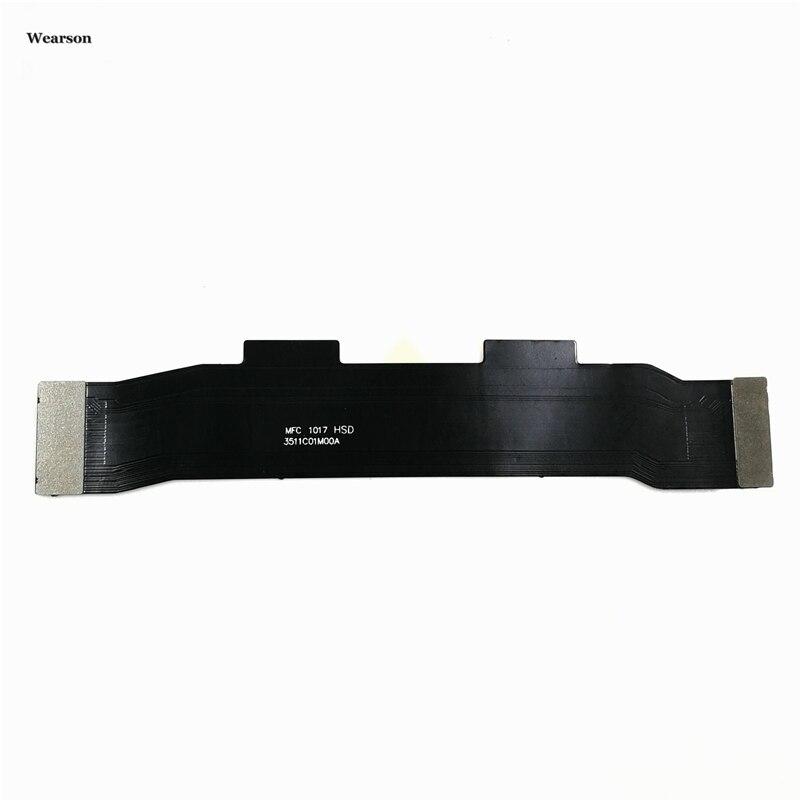 Para Xiaomi 6 Flex Cable M6 mi 6 mi 6 placa base Flex Cable principal FPC probado de alta calidad