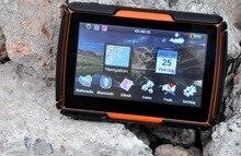 """Impermeable IPX7 4,3 """"coche motocicleta GPS sistema de navegación 8GB memoria interna/MAPA australiano opcional/ranura para tarjeta Micro SD"""