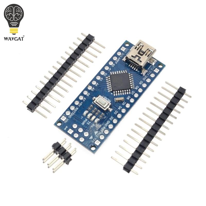 Плата для контроллера Funduino Nano 3,0 Atmega328,