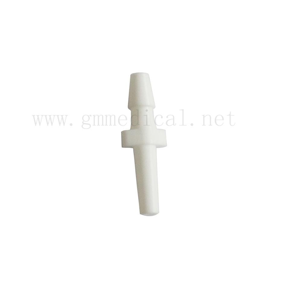 Одноразовый коннектор манжеты NIBP, пластик, 10 шт. в комплекте. Используйте с манжетами для измерения артериального давления.