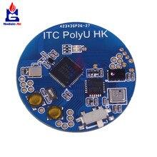 NRF51802 Bluetooth 4.0 BLE SOC température atmosphérique pression capteur daccélération Module Gyroscope capteur de lumière MPU6050 AP3216