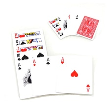 Surprise choisir carte ensembles Kit magique choix fou carte Deck tour de magie mentalisme Illusion gros plan jouet magique facile à faire