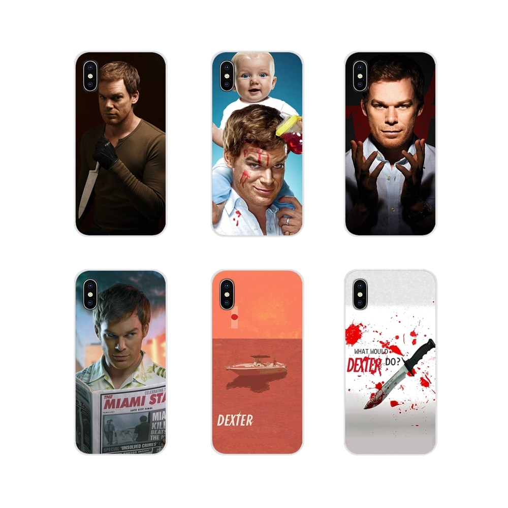 Fundas de teléfono para Samsung Galaxy S3, S4, S5 Mini, S6, S7 Edge, S8, S9, S10 Lite Plus, Note 4, 5, 8 y 9, accesorios de Michael Dexter