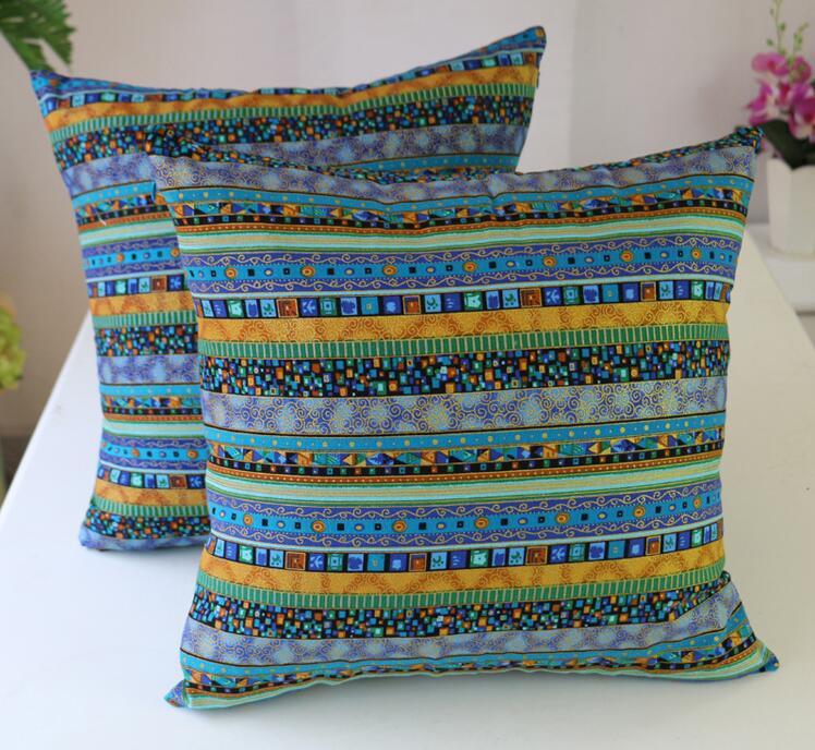Fyjafon 2 uds funda de almohada decorativa tejida funda de algodón de lino fundas de almohada cojín silla funda de almohada 45x4 5/50x5 0/60x60