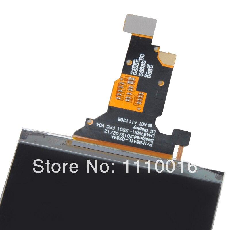 Piezas de pantalla LCD original de alta calidad al por mayor para LG Google Nexus 4 e960 envío gratis