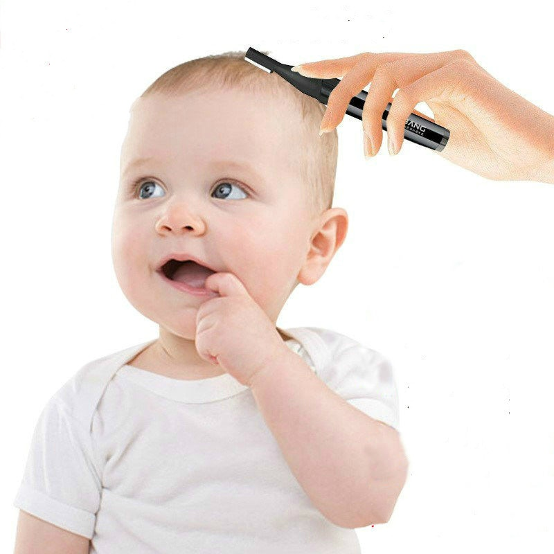 1pc Baby Care Products Baby Hair Clipper Mini Electric Hair Remover For Baby & Children Haircut Home