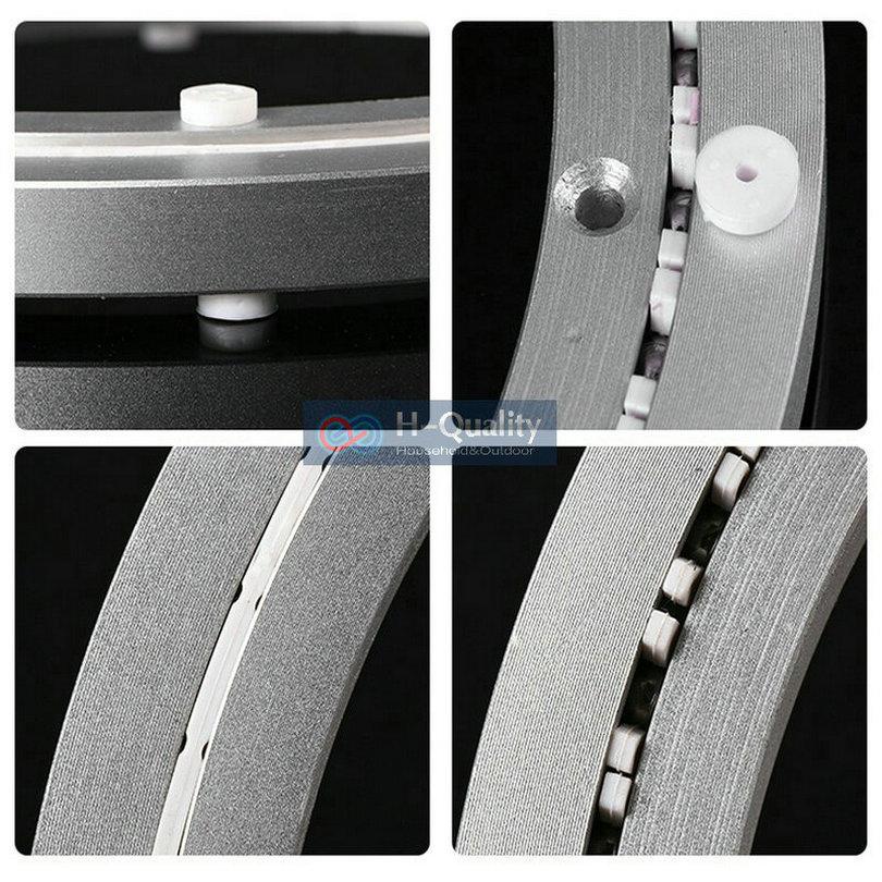 Роскошный ремешок с голосовым отверстием OD 450 мм + утолщенный алюминиевый