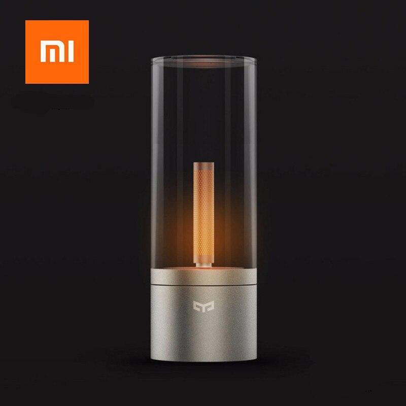 English version xiaomi YEELIGHT mijia Candela Smart Control led night light,Atmosphere light for Mi home Xiaomi smart home kits