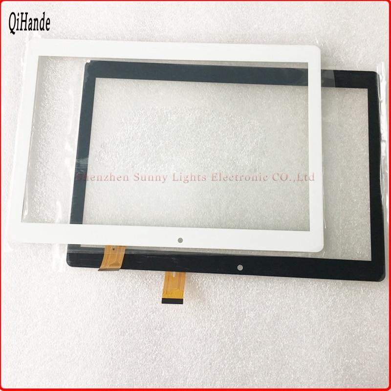 """La nueva para Prestigio MultiPad PMT3201 4G PMT 3201 PMT3201 4G Tablet pantalla táctil de 10,1 """"pulgadas PC sensor digitalizador de Panel táctil"""