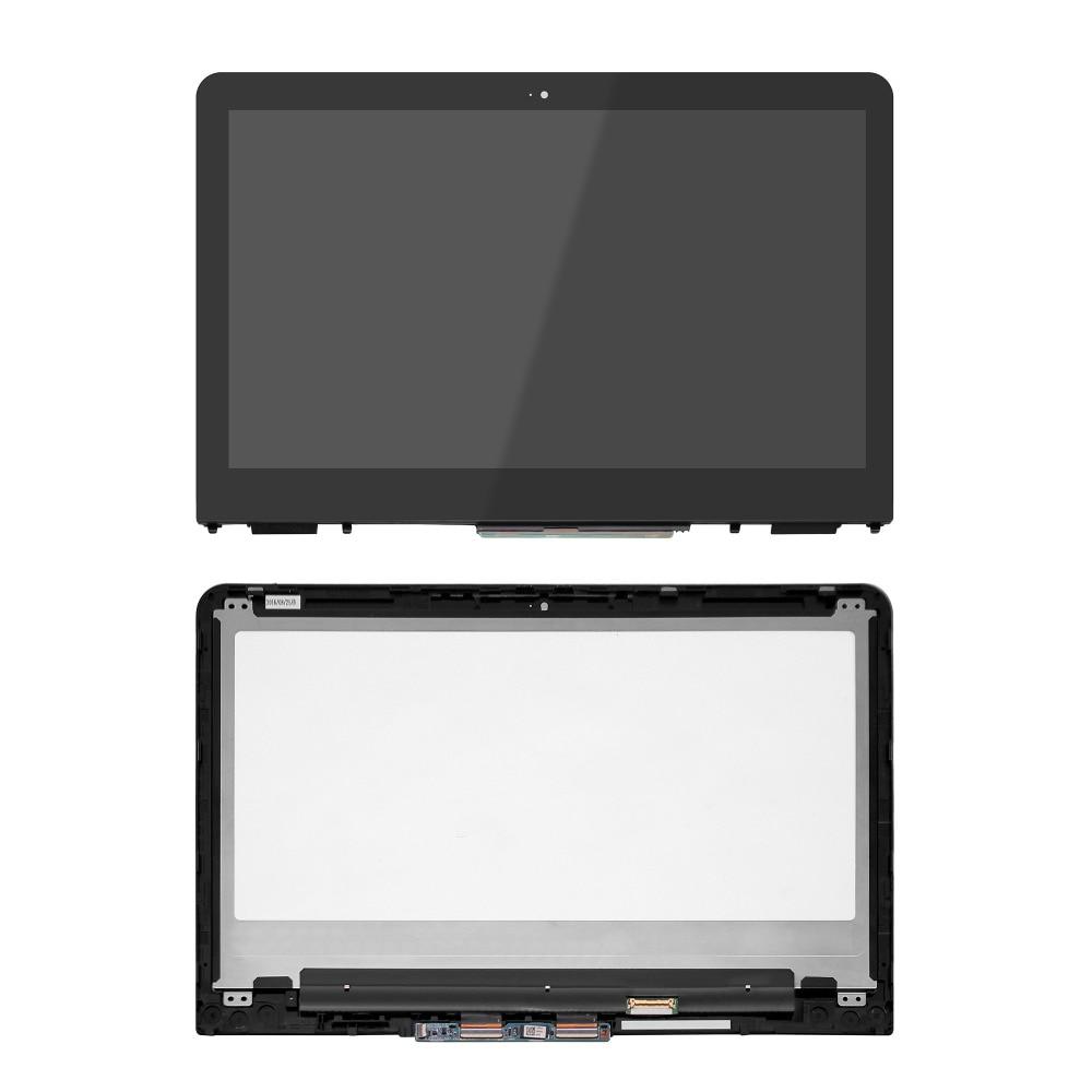 13.3 LCD Full Screen Display Toque Digitador Assembléia Vidro Para HP Pavilion X360 M3-u001dx M3-u103dx M3-u003dx M3-u101dx