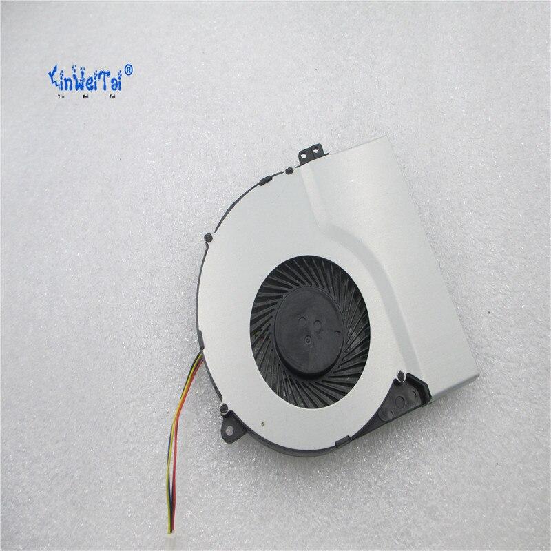 Nova fan portátil para ASUS X452 X452E X452EA X452EP y581 Y581C Y581CC Y581JD X550DP X450CP X450C Y581 Y581LB