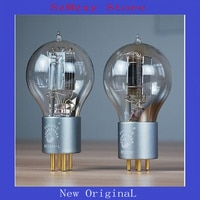 2PCS/LOT PSVANE Premium WE205D-L WE205D Vacuum Tube Base Western Electric 1:1 Replica For Vintage Hifi Tube Audio Amplifier