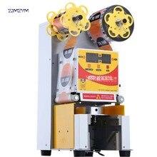 Machine automatique de couvercle de cachetage de couverture de Film en plastique de tasse de jus de thé de bulle de scelleur de récipient 9cm/9.5cm ET-95SN 220V