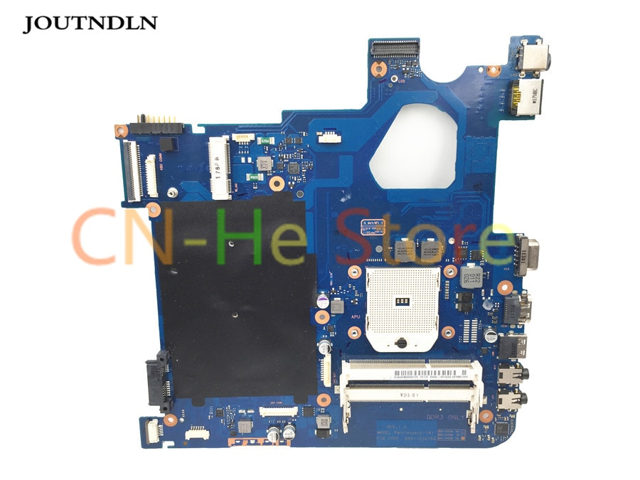 JOUTNDLN para Samsung NP305V5A NP305V4A placa base de computadora portátil BA41-01676A BA92-08585A BA92-08585B DDR3 gráficos integrados