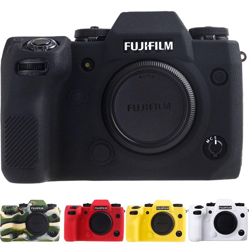 Funda protectora para cámara ligera Ableto para cámara sin espejo fuji film X-H1 XH1 XH-1 cámara digital fuji