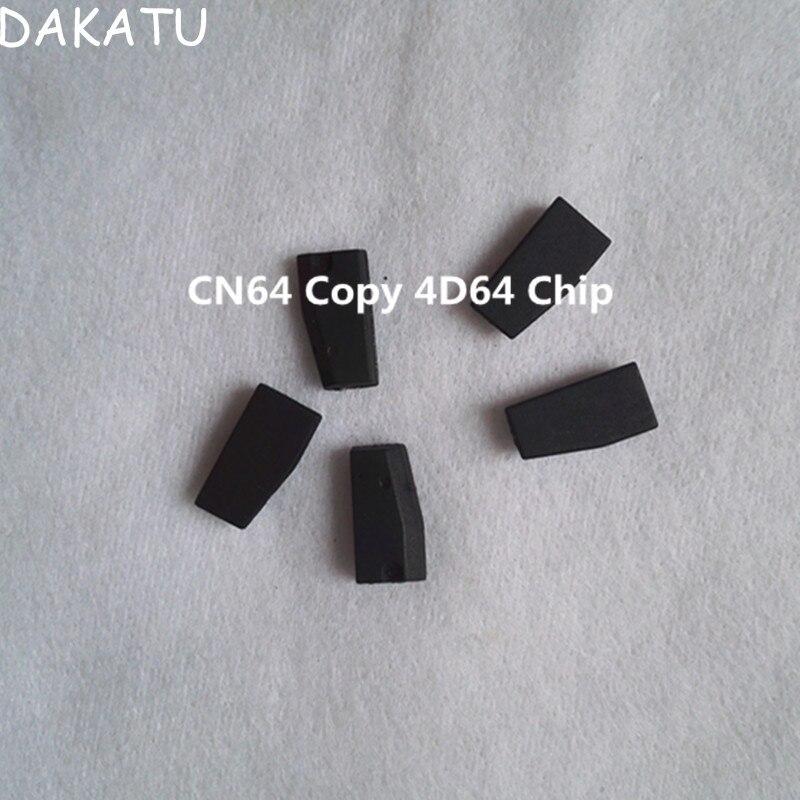 Чип DAKATU CN64 Copy 4D64 используется для машины CN900 TP21 CN3 ID46 Cloner Chip (используется для устройства CN900 или ND900) CN3