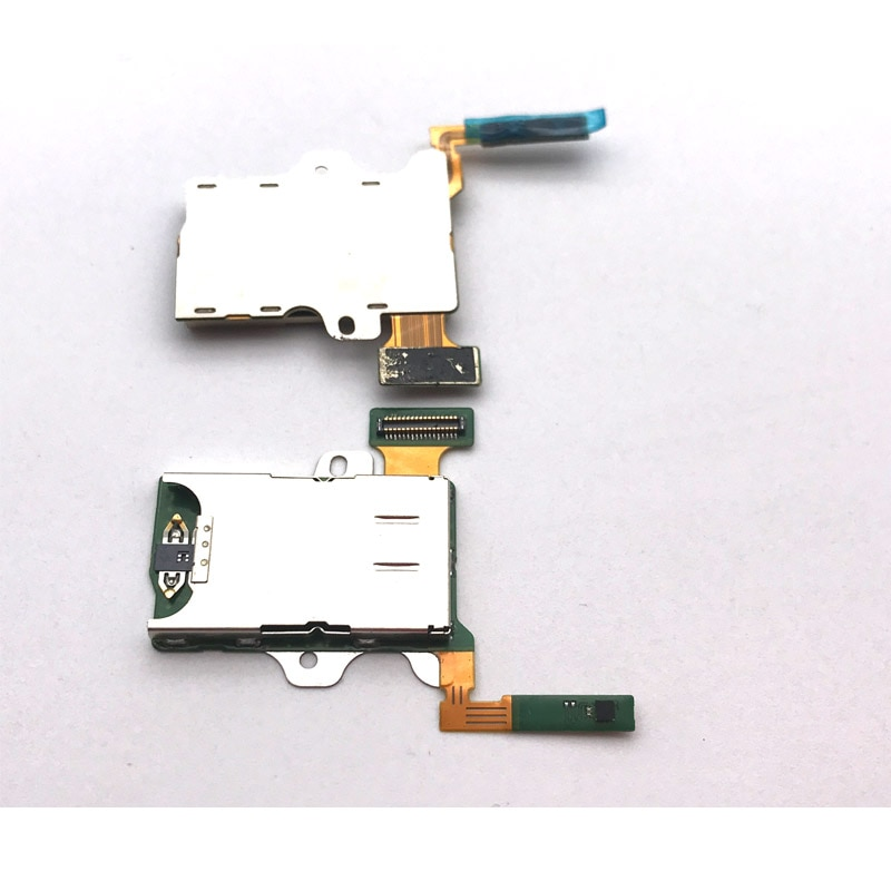 50pcs/lot  Original new for Motorola Moto Z2 PLAY SIM card reader connector flex cable