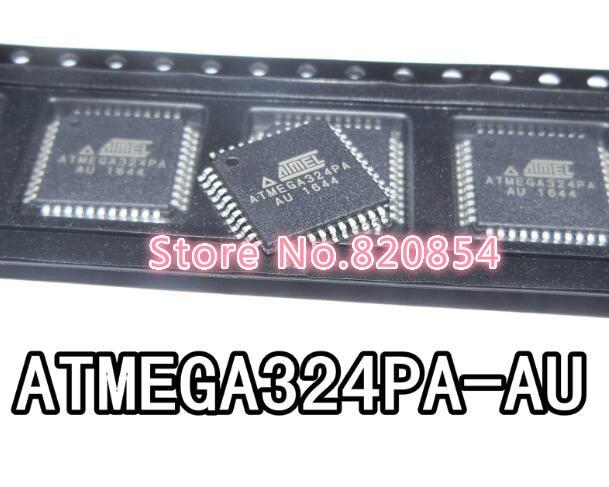 1 шт. ATMEGA324PA-AU ATMEGA324PA ATMEGA324 TQFP44