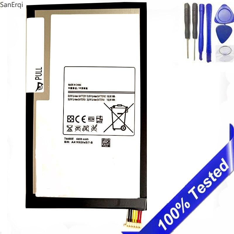 Tablet para samsung galaxy tab 3 8.0, bateria t310 t311 t315 SM-T310 SM-T311 e0288 e0396 4450mah t4450e