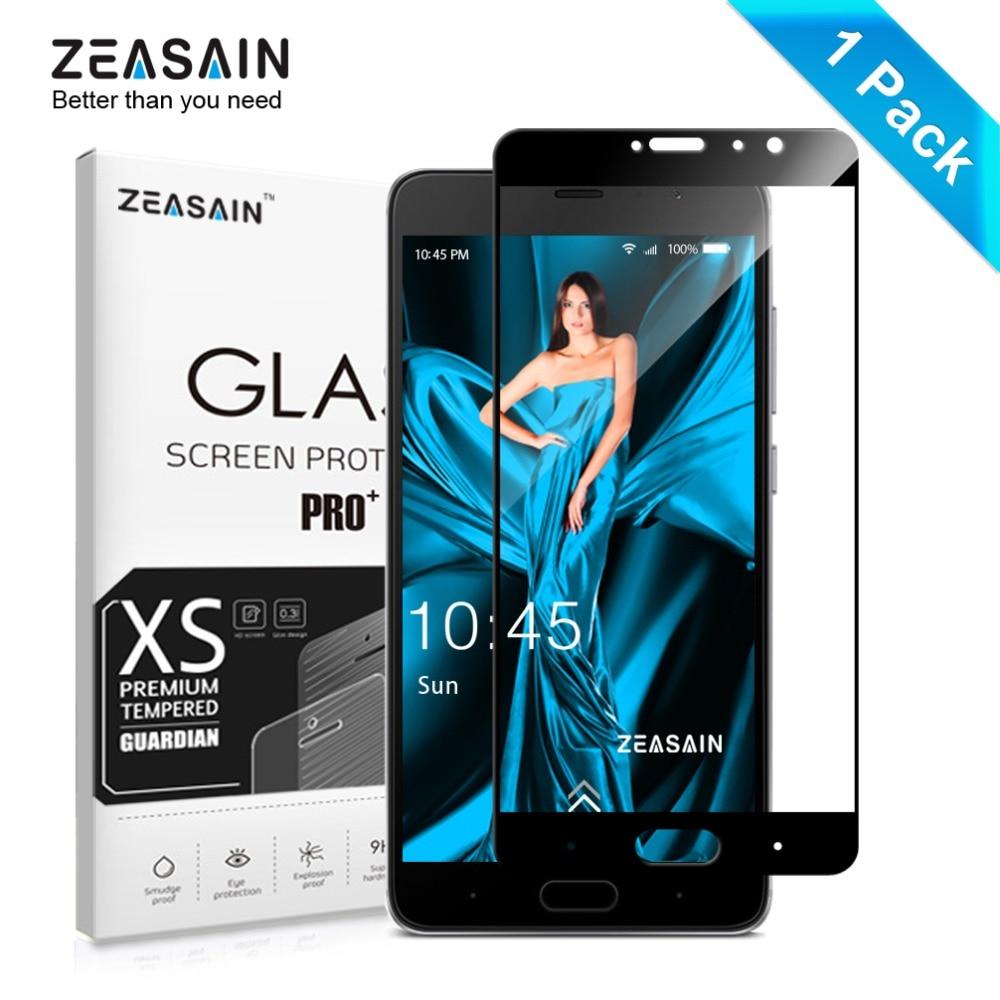 Protector de pantalla ultrafino Original ZEASAIN cristal templado para Xiaomi Redmi Pro Prime Xiomi Redmipro 32 gb 64 gb guardia