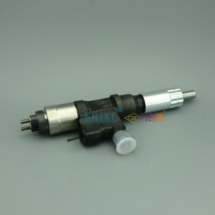 Injetor comum diesel da boa qualidade do injetor 8100-0950008100 do cr do bocal 095000 de erikc conjunto completo do injetor 8100-do trilho