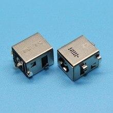 YuXi Için HP Dizüstü Bilgisayar DC Güç Jakı DV4000 Fujitsu Amilo PI2512 PI2530 1650 Dizüstü Şarj Soketi DC Jack 5.5*2.35