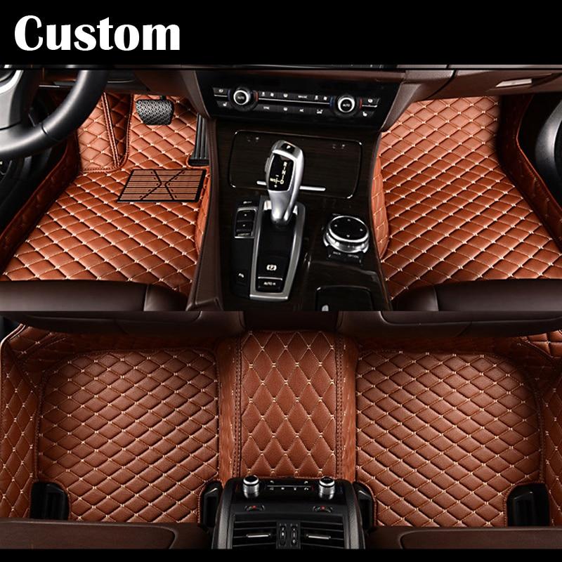 Автомобильные коврики, подходящие под заказ EMS, для Mercedes Benz E class W211 W212 S211 S212 E200 E220 E280 E300 E320 E350