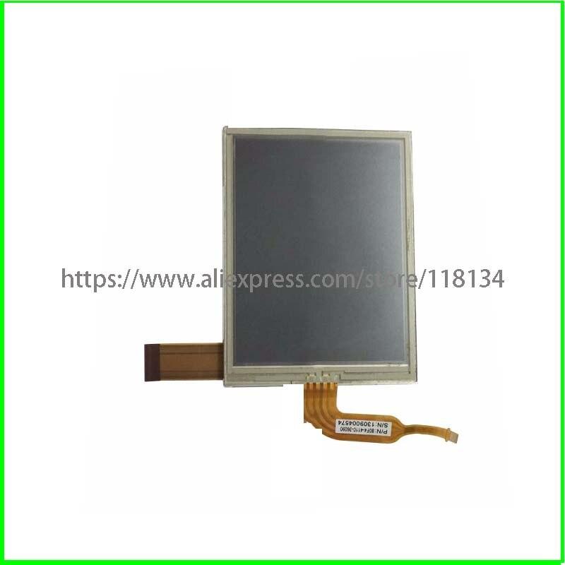 Nova origianl para 3.5 polegada Getac PS336 PS336C lcd screen display com touch panel digitador de vidro