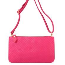 Checked Pattern Hangbag Wallet Case for DEXP Ixion MS550/MS450 Born/ES650 Omega/ES450 Astra/MS250 Sky/E250 Soul 2/E150 Soul