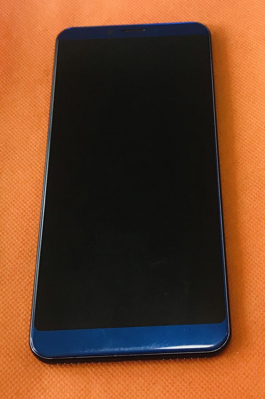 """Pantalla LCD Original usada + pantalla táctil digitalizadora + marco para Cubot X18 Plus MT6750T octa-core 5,99 """"189 FHD + envío gratis"""