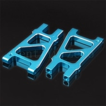 RC 1:10 HSP 188021 (08039) Blue Alum.Rear Lower Arm For 4WD Car Upgrade Parts