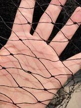 10 m black gardening landscape protection net WangWeiLan plastic mesh net Garden fence mesh Halloween Decoration Black Net
