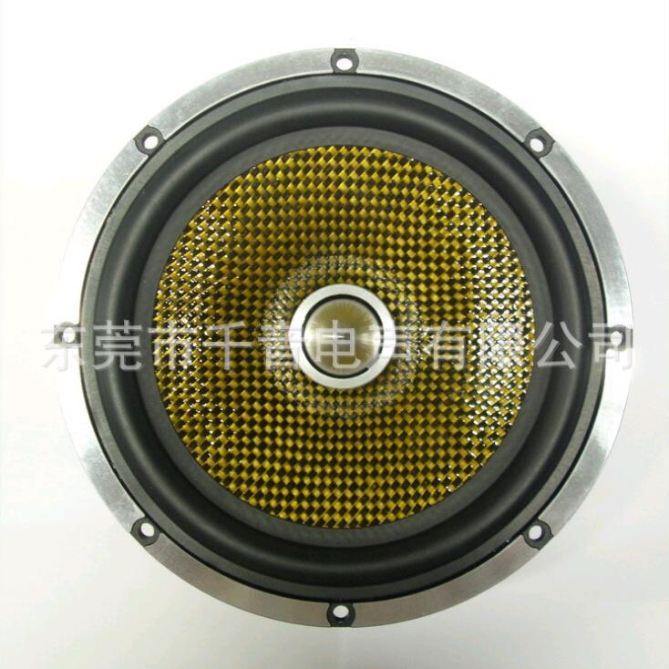 car 6.5 inch speaker loudspeaker is the first choice of bass loudspeaker enlarge