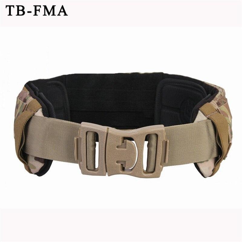 TB-FMA cinto tático cp estilo avs baixo perfil cinto molle cintura cintura cintura cinto caça accesstories multicam preto frete grátis