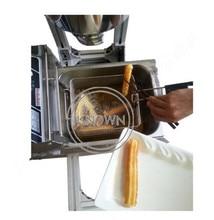 Meilleur vendeur beignets en acier inoxydable espagnol Churros churro fabricant machine