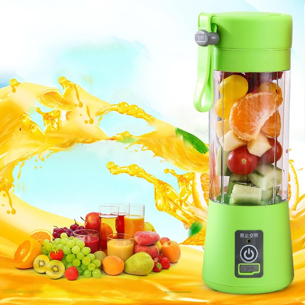 Portable USB Electric Juicer Squeezers Blender Food Processor Smoot Maker Sport Bottle lemon Juicer Squeezer Соковыжималка