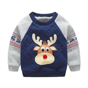 2020 New winter Brand Children cotton thick Sweatshirts baby boys girls cartoon outerwear hoodies coat  warm jacket  2-7 years