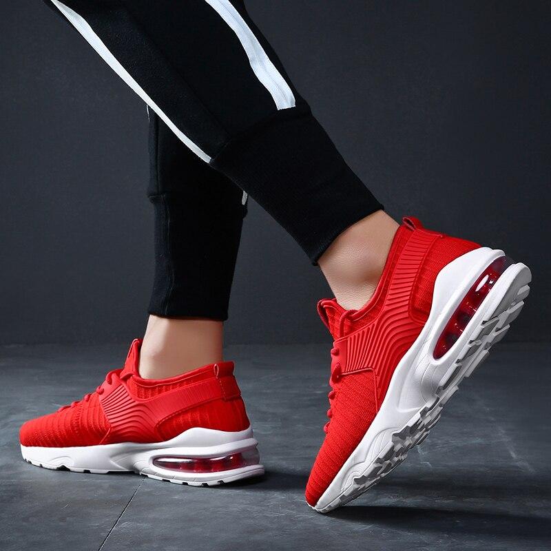 Купить с кэшбэком 2019  Spring Autumn Classic New Men'S Shoes Low-Cut Casual Flyweather Men'S Fashion Low To Help Fashion Men Casual Shoes