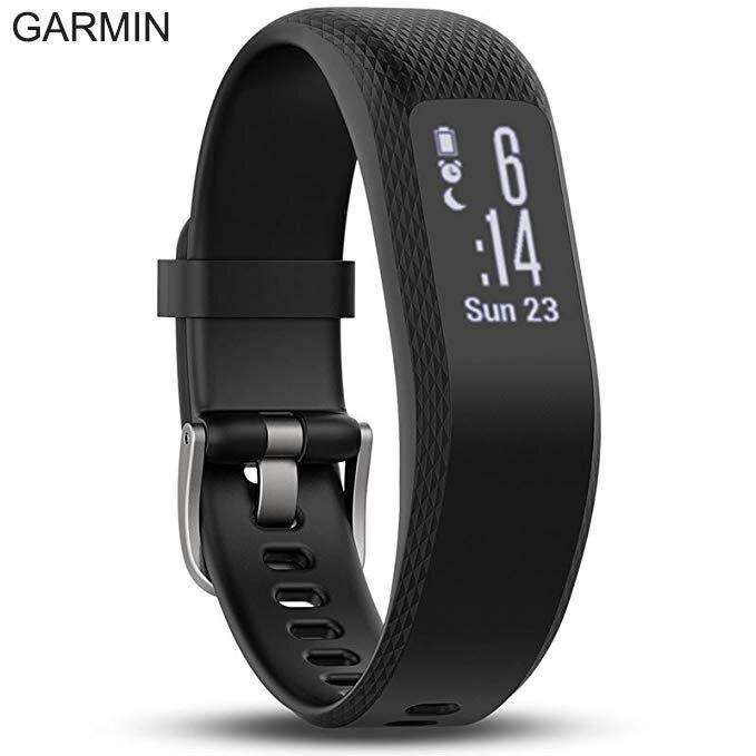 GARMIN vivosamrt 3-ساعة ذكية رياضية أصلية للرجال والنساء, تعمل بتقنية البلوتوث ، تدعم معدل ضربات القلب ، ومذكر الرسائل ، وخاصية ضد الماء