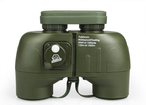 Canis Latrans E.T.Dragon outdoor sports telescope hunting binocular green 7x50 binoculars GZ3-0044