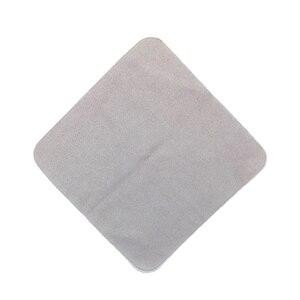 Image 2 - 14*14 см, 10 шт., автомобильное покрытие большого размера, ткань из микрофибры, керамическая нано ткань для стекловолокна, прозрачное покрытие, одежда для нанесения покрытия