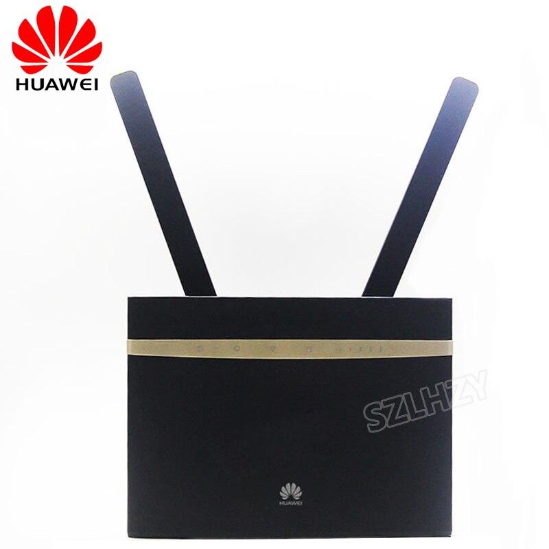Разблокированный Huawei B525 B525s-65a 4G маршрутизатор LTE CPE Cat6 300 Мбит/с WiFi шлюз модем с слотом для sim-карты PK e5186 e5786 b525s M1