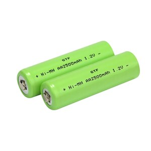 AA 1, 2 V 2600mah батарея NiMH аккумуляторная батарея AA 14430 для Philips электробритва игрушки камеры запасные батареи