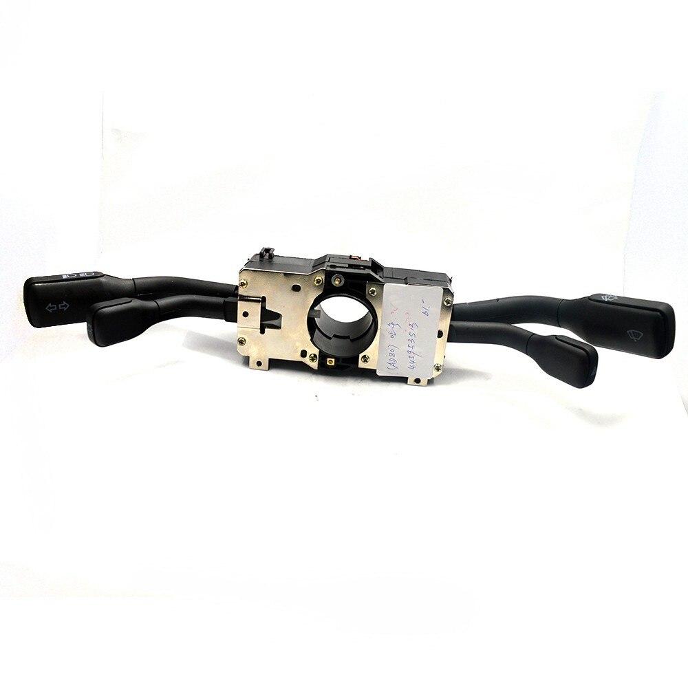 Envío Gratis, interruptor de combinación de luz de intermitente l/atenuador/luz de aparcamiento para Audi A2 A3 A4 A6 80 90 100 200 sedán 445 953 513