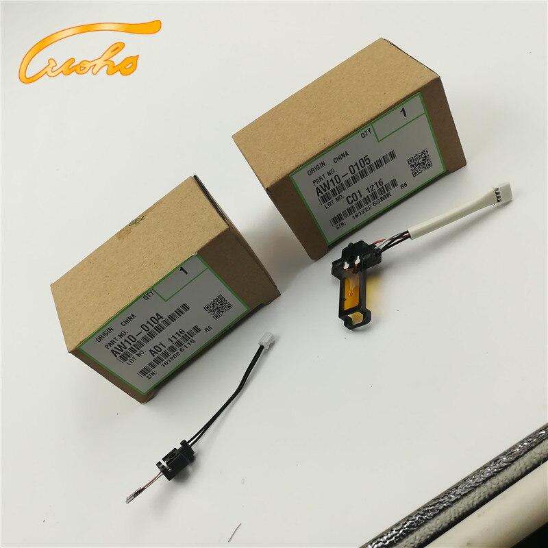 1 set AW10-0104 AW10-0105 termistor para Ricoh MP C2500 C2000 C3000 color pieza de impresora termistor AW100104 AW100105 Original