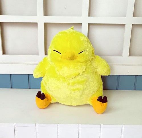 Final Fantasy XV FF15 Chocobo Cosplay mascota juguete de peluche muñeco de dibujos de peluche