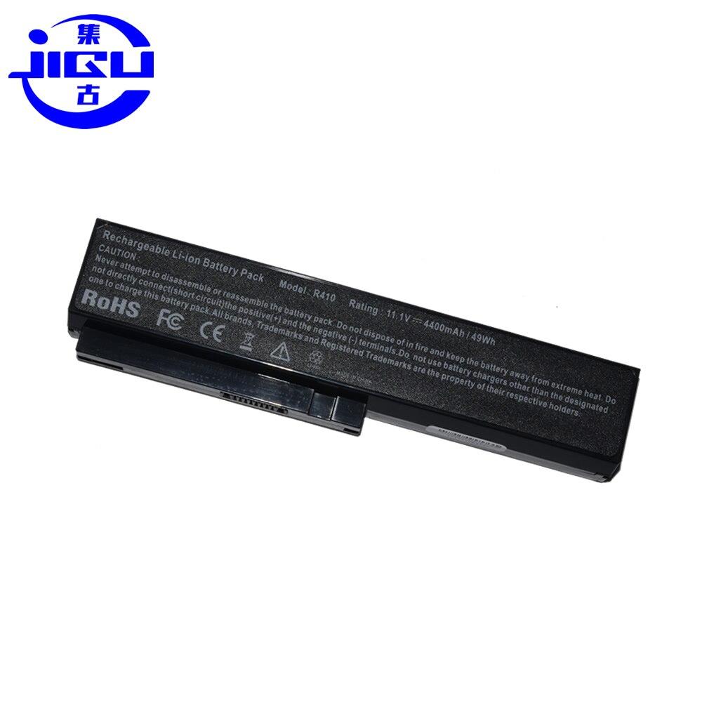 JIGU batería para portátil Lenovo SQU-804 SQU-805 SQU-807 SW8-3S4400-B1B1 3UR18650-2-T0188 916C7830F HP550 HP560 HP560 HP640