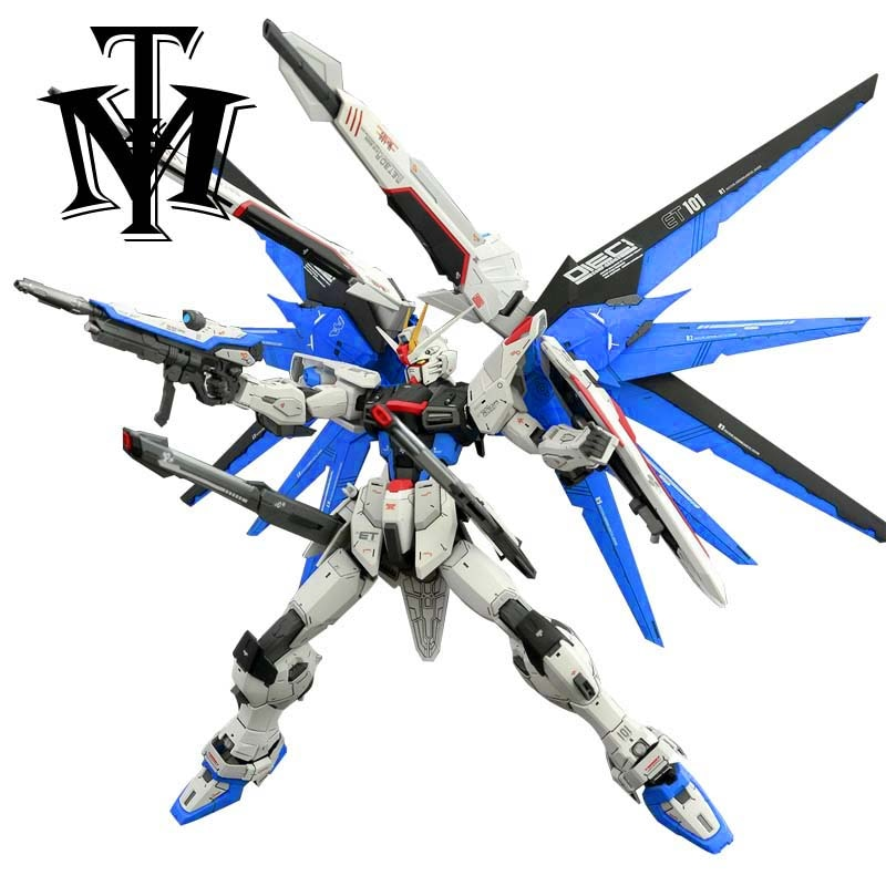 Мобильный костюм Daban Hobby MG 1/100 драматическая комбинация MG СВОБОДА Gundam Ver 2,0 Kira Yamato Gundam Seed фигурка робота игрушки