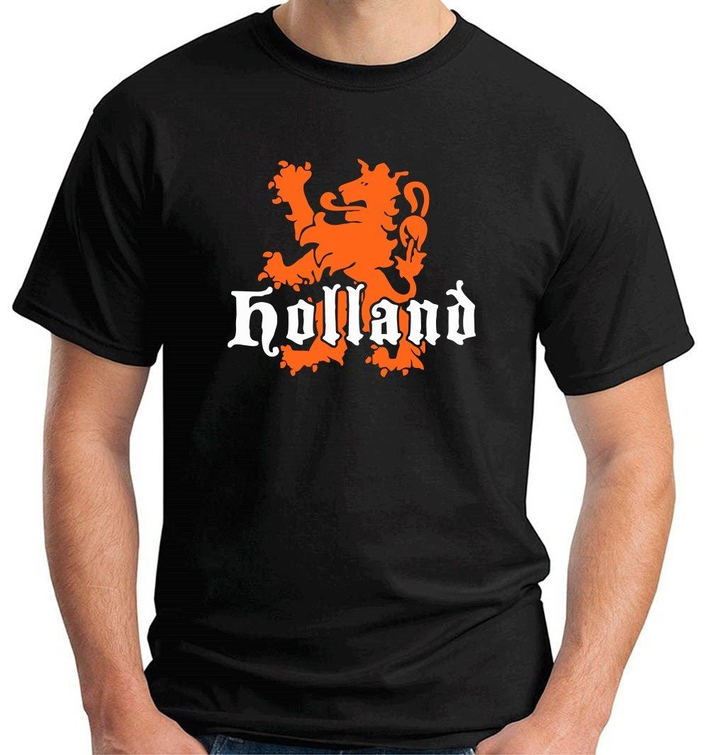 2019 nueva camiseta de verano para hombre, gran oferta, MAGLIETTA MAGLIA, camiseta UOMO HOLLAND OLANDA